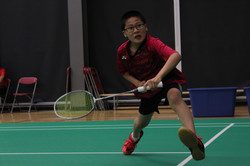Gabriel Ching - Junior Pan Am Team