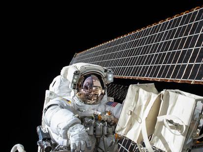 NASA to upgrade space station solar arrays
