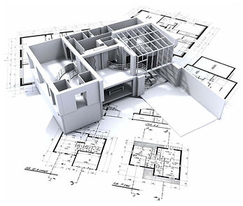 architectural plans design and drafting
