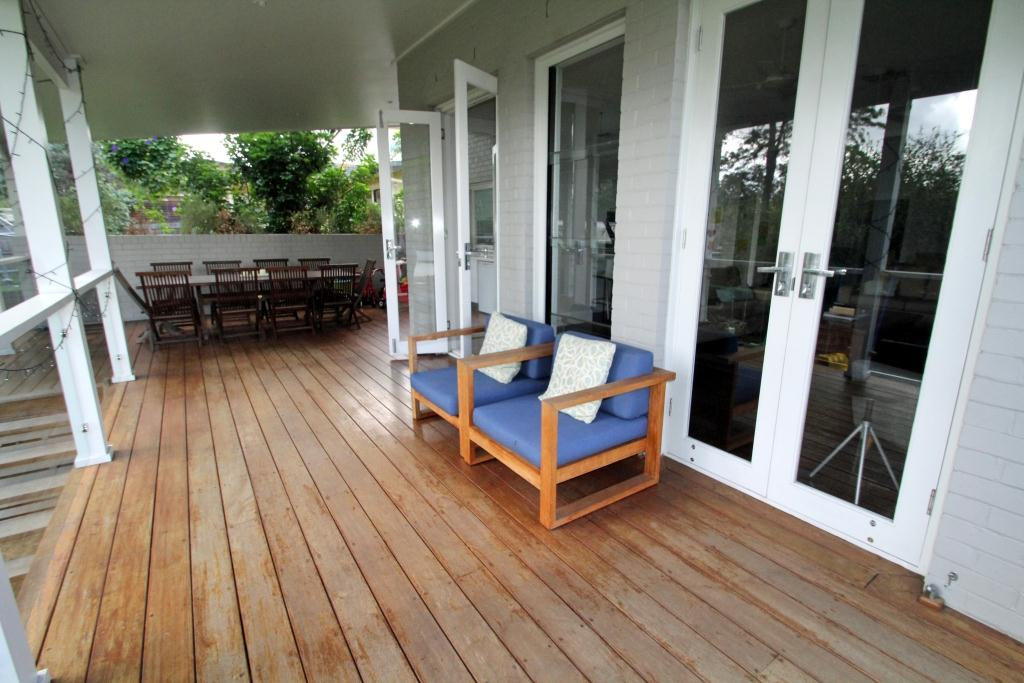 Outdoor Living decking