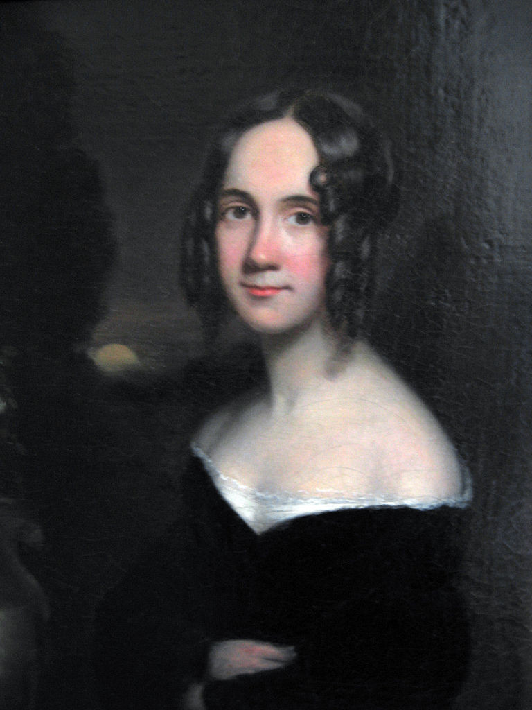Portrait of Sarah J. Hale