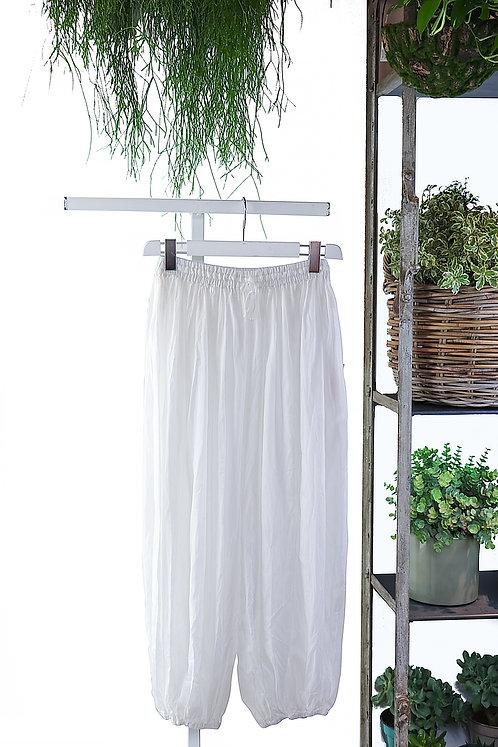 Opal white Yoga trousers