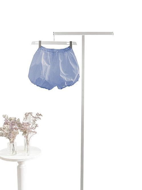 Light Blue Yoga Shorts