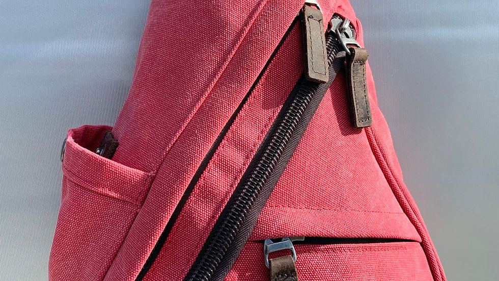 Created To Be Noticed - C2BN Bag (Passion Pink)