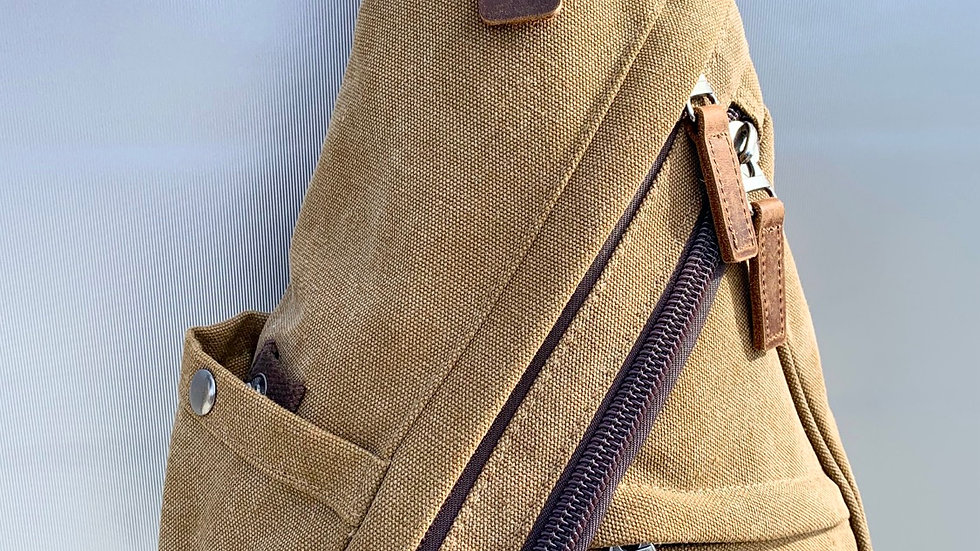 Created To Be Noticed C2BN Bags (Brown)