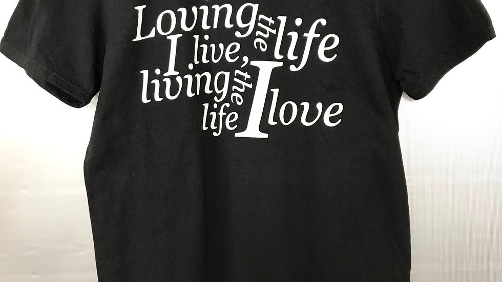 Loving The life I live  - Living The Life I Love