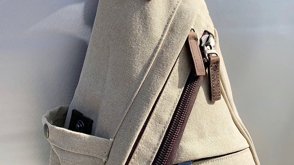 Created To Be Noticed - C2BN Bag (khaki)