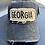 Thumbnail: Georgia Hat (Distressed)- Grey