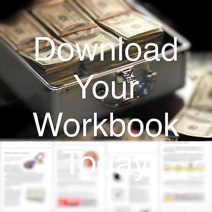 T-Shirts Basic Workbook - Start Your Business Today
