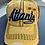 Thumbnail: Atlanta Hat (Distressed)- Yellow