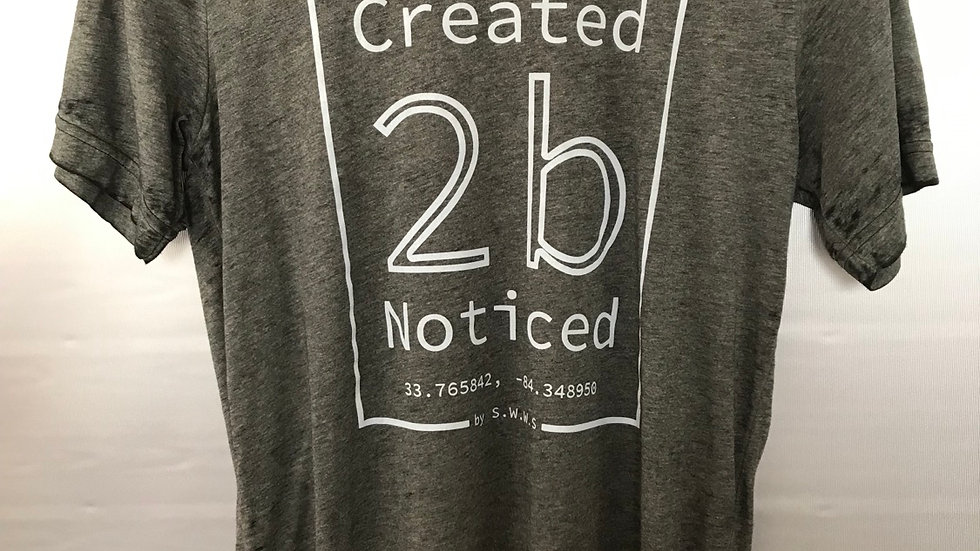 Copy of Created To Be Noticed (c2bn) - Element - Acid Wash Black
