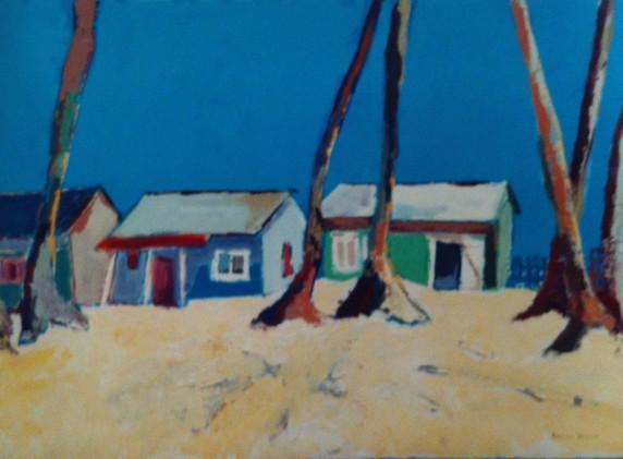 Cabanes à St Domingue 2