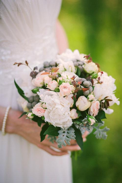 Свадебный букет №100