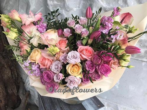 Букет цветов|Город Цветов|Цветы с доставкой Москва Переделкино|Цветы с доставкой Вяземское