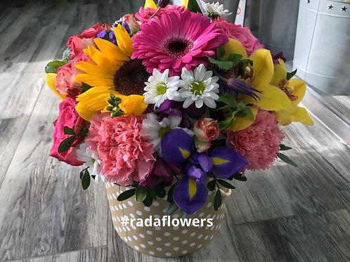 Доставка цветов|RadaFlowers|Доставка цветов в газопровод|Цветы в Бунинские Луга|Цветы с доставкой Вяземское