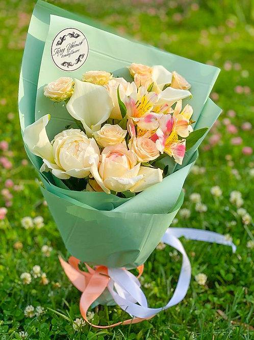 Купить букет Бунинские луга Доставка цветов Бунинские луга Цветы в Бутово розы цветы доставка бунинские луга