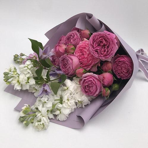 Розы доставка|Город Цветов|RadaFlowers|Цветы с доставкой Москва Переделкино 13-й мкр. |Мичуринец Цветы