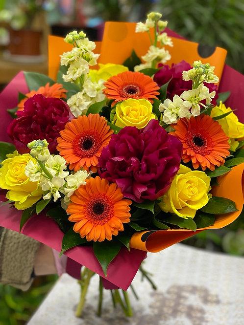 Букет доставка Город Цветов RadaFlowers  Цветы в Коммунарке Цветы в Бунинские Луга Доставка цветов в Переделкино