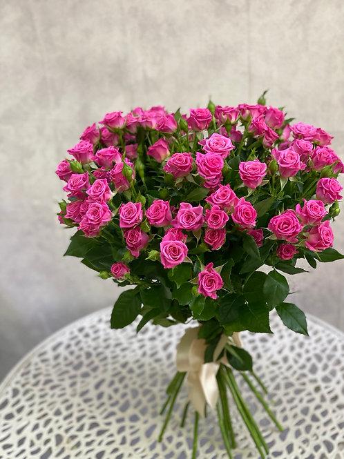 Кустовая Роза 381