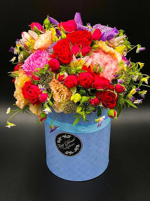 Купить букет Бунинские луга|Доставка цветов Бунинские луга|Цветы в Бутово|Доставка цветов Проектируемый проезд № 941