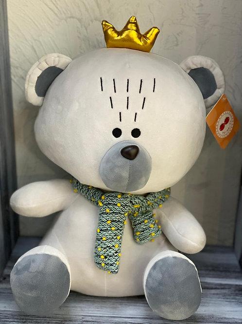 Плюшевый медведь|Город Цветов|RadaFlowers |Цветы в Коммунарке|Цветы с доставкой Расторопово|Доставка Цветов в Каракашево