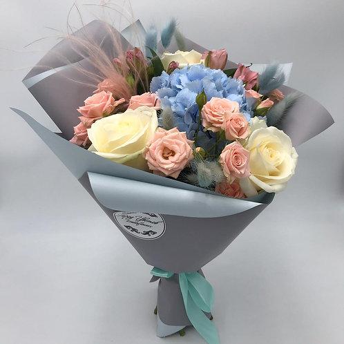 Гортензия|Город Цветов|Цветы с доставкой Москва Переделкино|Цветы с доставкой Вяземское
