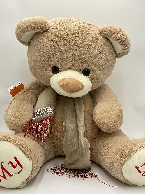 Плюшевый медведь|Город Цветов|Подарки|RadaFlowers |Цветы в Коммунарке|Цветы в Бунинские Луга|Доставка цветов в Переделкино