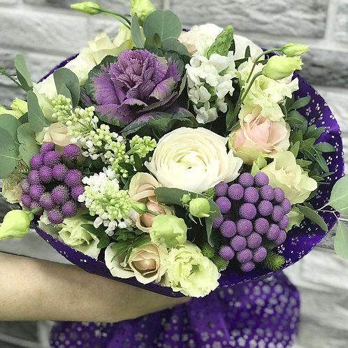 Букет|Роза|Город Цветов| Москва и Московская область|Цветы с доставкой Москва Переделкино