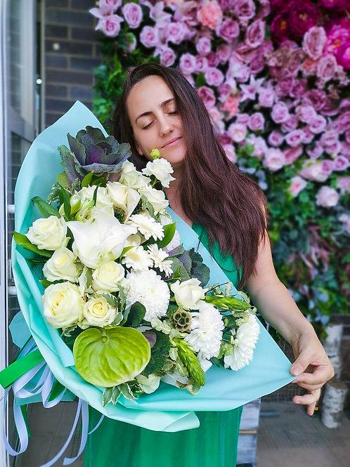 Купить букет Самуила Маршака Доставка цветов Бунинские луга Цветы в Бутово Доставка цветов и подарков Бунинские луга Москва