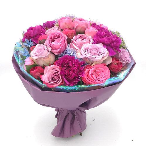 Букет|Город Цветов|RadaFlowers|Цветы с доставкой Москва Переделкино 13-й мкр. |Мичуринец Цветы
