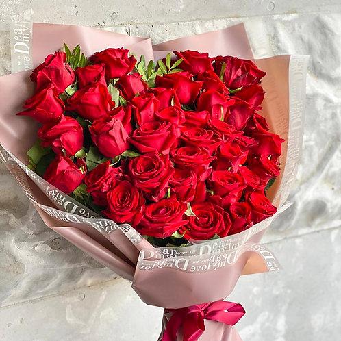 Купить букет Первомайское|Доставка цветов Бунинские луга|Цветы в Бутово|Доставка цветов и подарков Бунинские луга Москва