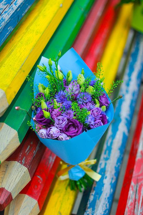 Купить букет Рассказовка|Доставка цветов Бунинские луга|Цветы в Бутово|Доставка цветов и подарков Бунинские луга Москва