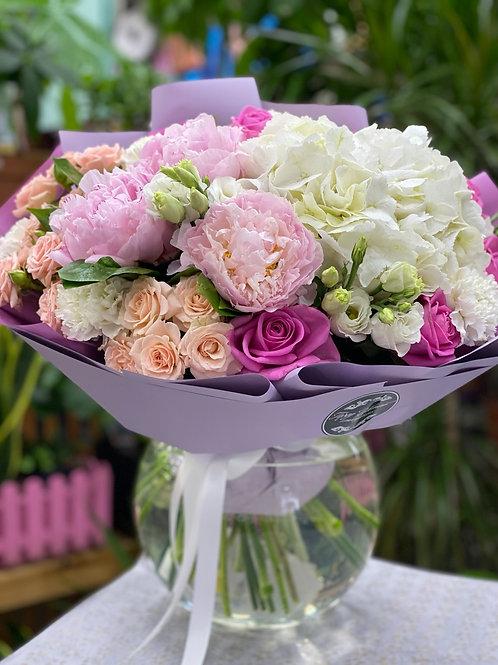 Букет цветов|Город Цветов|Пионы|RadaFlowers |Цветы в Коммунарке|Цветы в Бунинские Луга|Доставка цветов в Переделкино