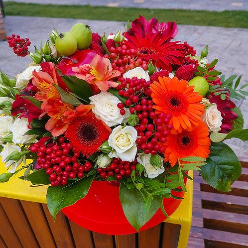 Купить букет Самуила Маршака|Доставка цветов Бунинские луга|Цветы в Бутово|Доставка цветов и подарков Бунинские луга Москва
