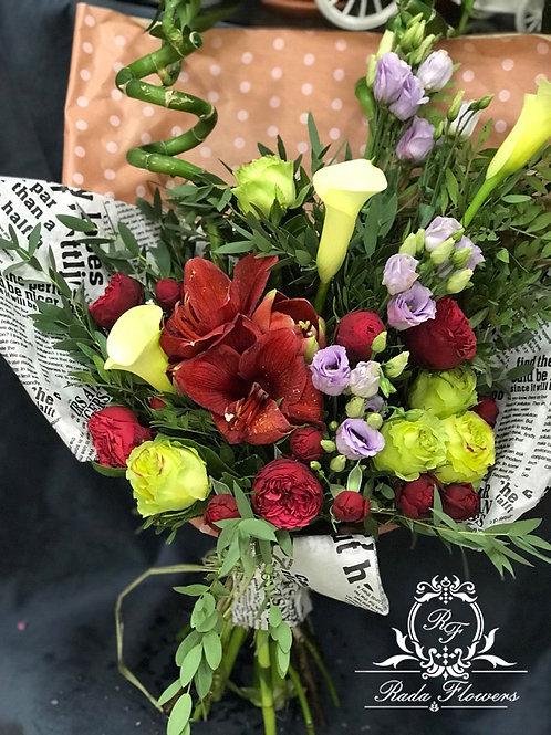 Букет|Орхидея|Город Цветов| Москва и Московская область|посёлок Ульяновского лесопарка