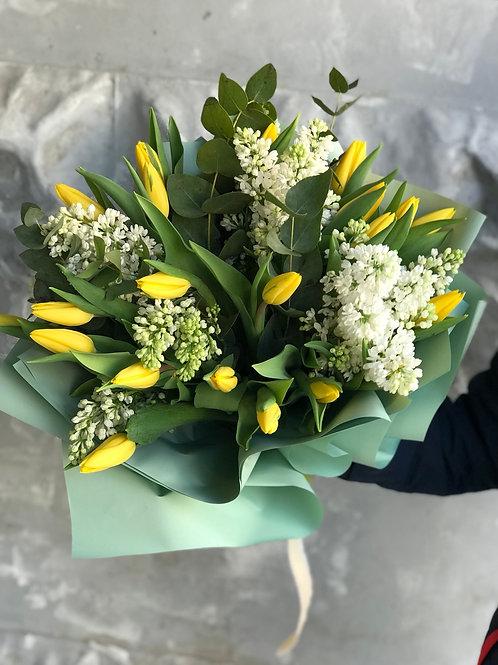 Тюльпаны|Город Цветов|RadaFlowers |Цветы в Коммунарке|Цветы в Бунинские Луга|Доставка цветов в Переделкино