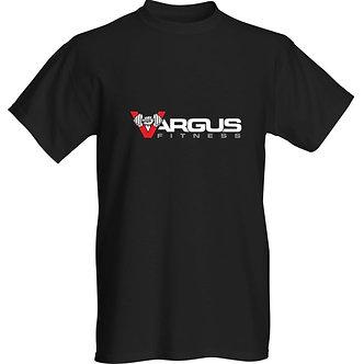 Vargus Fitness Unisex T-Shirt Black