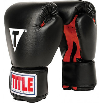 Title Boxing Gloves 12 and 16 oz