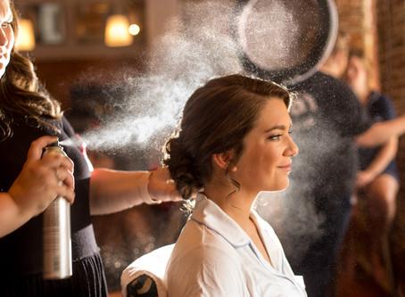Bridal Trial Hair Prep Tips
