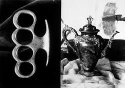 Brass Knuckle_Teapot