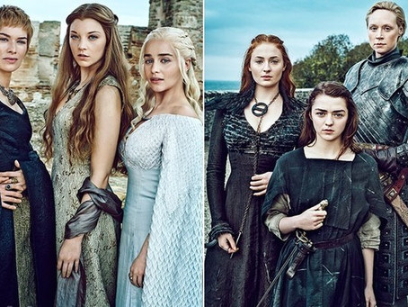 """How 9 Characters Prove that Women Rule in """"Game of Thrones"""""""