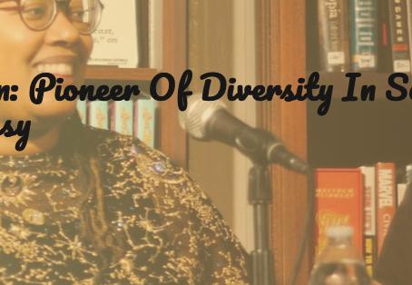 N.K. Jemisin: Pioneer of Diversity in Science Fiction/Fantasy