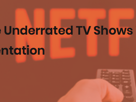 Top 5 Underrated TV Shows With Great Representation
