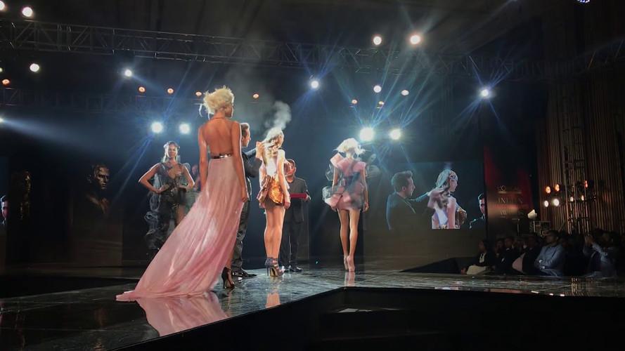 L'Oreal Dreamteam show Art Infinte