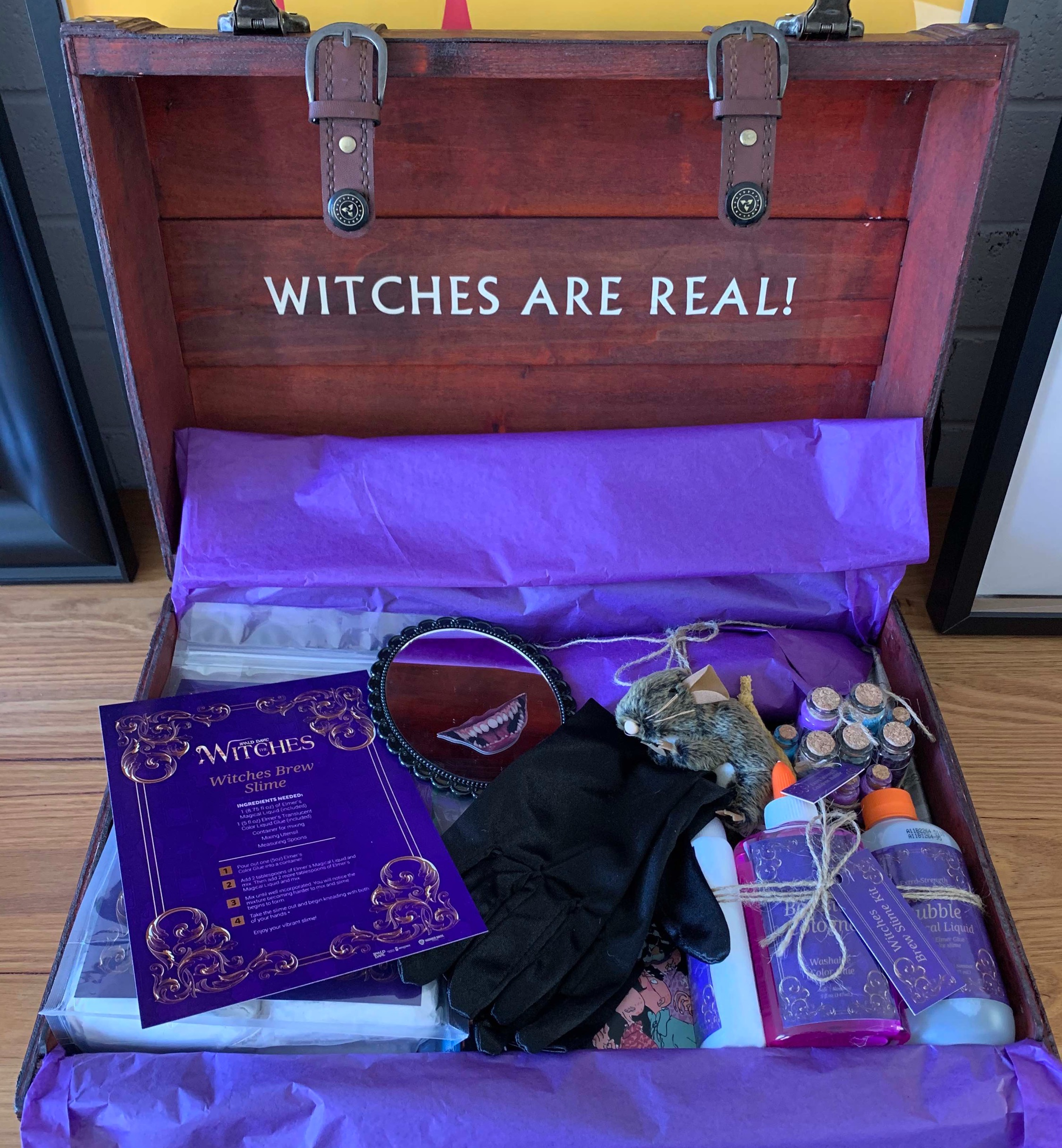 The Witches - Influencer Boxes