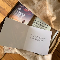 The Dry Influencer & Media Mailers