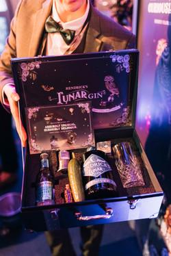 Hendrick's Lunar Gin Influencer Boxes