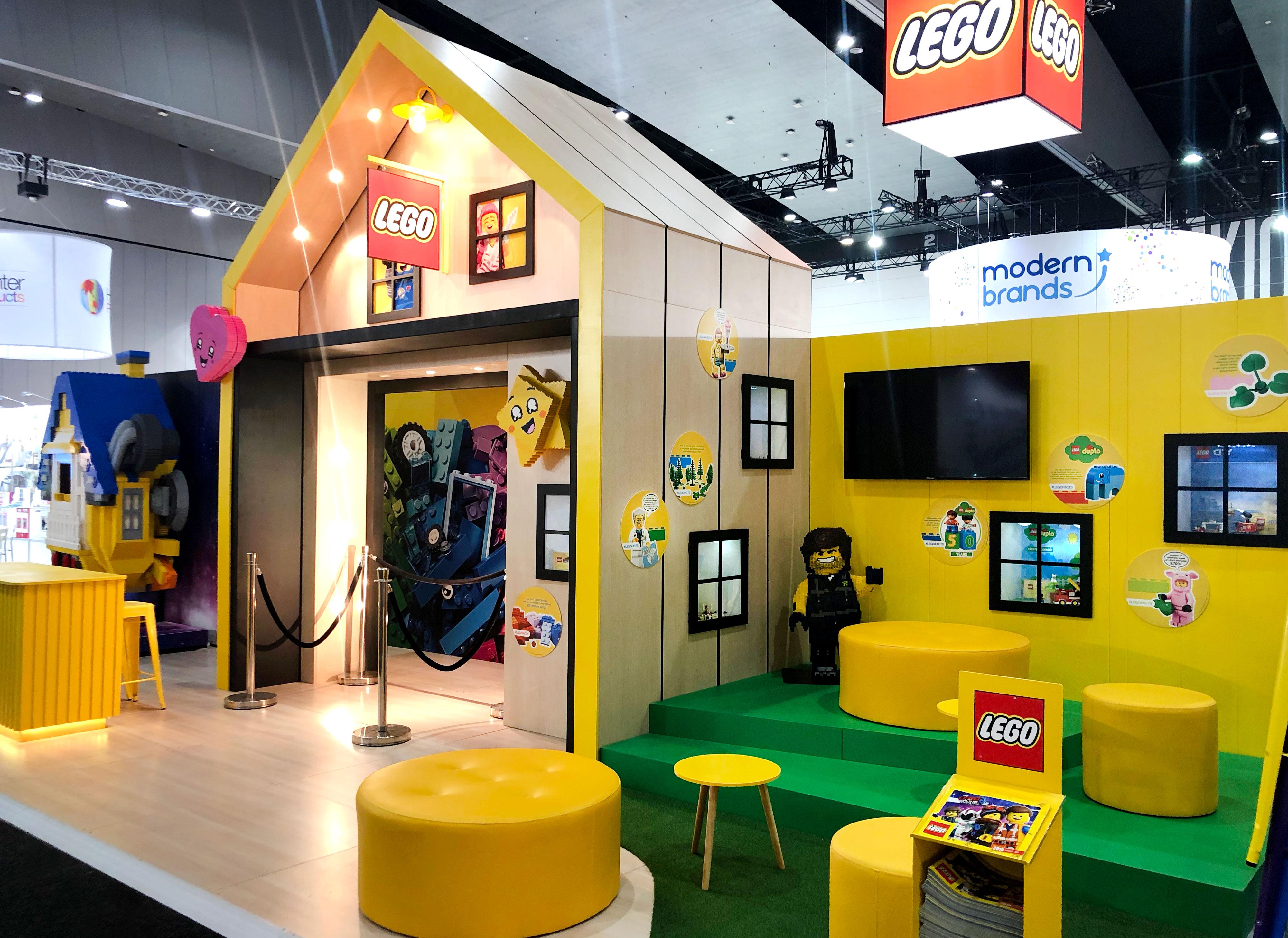 Toy Fair 2019 - LEGO Australia