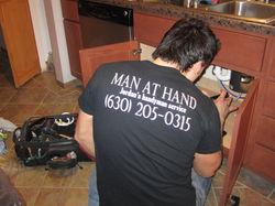 Man At Hand