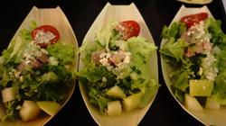 Mini salade landaise